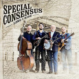 Consenso especial - largo viaje [CD] USA importar