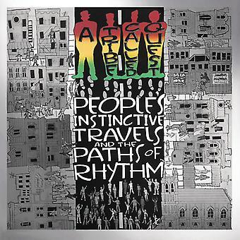 Tribe Called Quest - folkets instinktiva reser & stigar rytm [CD] USA import