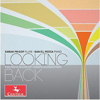 Schwantner / Frisof / Pesca - Joseph Schwantner: Looking Bach [CD] USA import