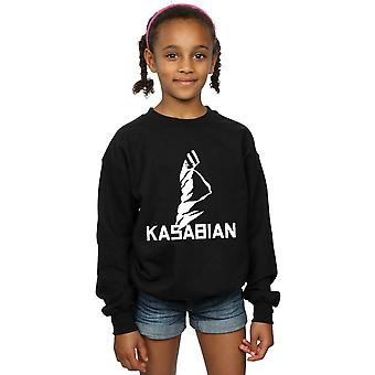 Kasabian Girls Ultraface Logo Sweatshirt