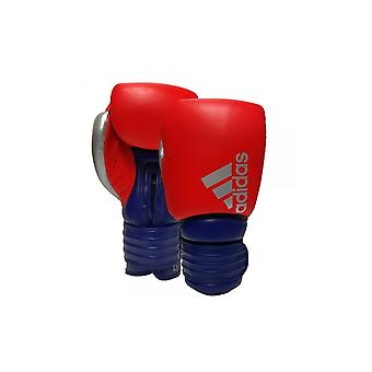 Adidas  Hybrid 300 Boxing Gloves - Red Blue