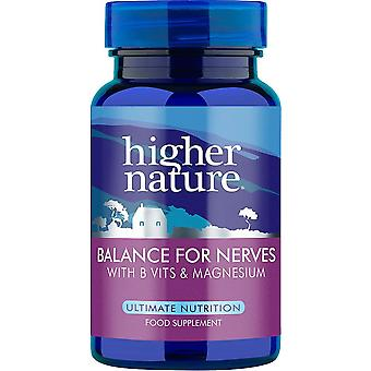 Higher Nature Balance For Nerves, 90 veg capsules