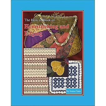 Avery Hill The How To Book Of Hemstitching & Edging Ah 700