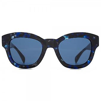 Paul Smith Dennett Sunglasses In Confetti Blue