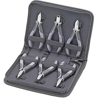 Knipex 00 20 17, 6 Piece ESD Electronics Pliers Set in Case