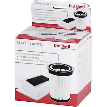 Vacuum cleaner combo set Dirt Devil Set Centric / Centec 5-delig