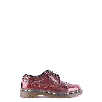 Dr. Martens men's MCBI103029O red leather lace-up shoes