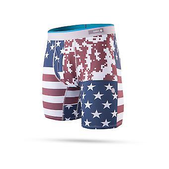 Stance Digi Camo Flag Underwear