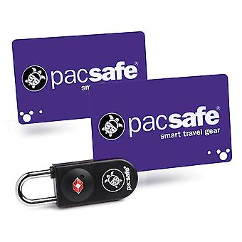 Pacsafe Prosafe 750 Key-Card Lock - Black