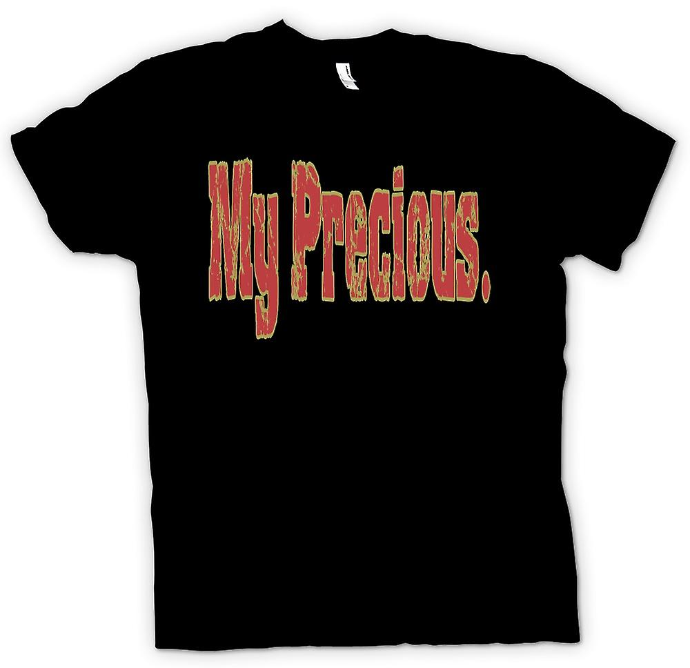 Mens T-shirt - Gollum: My Precious - Quote