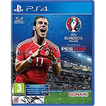UEFA Euro 2016Pro Evolution Soccer (PS4)