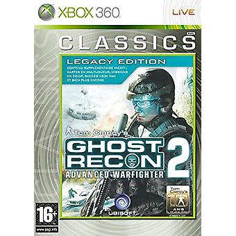 Tom Clancys Ghost Recon: Advanced Warfighter 2 Legacy Edition - klassiekers (Xbox 360)