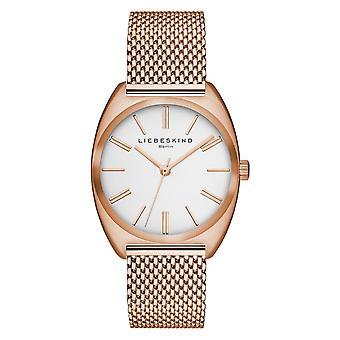 LIEBESKIND BERLIN ladies watch wristwatch LT-0032-MQ