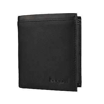 Bugatti Veloce menn lommebok lommebøker vesken svart 3593