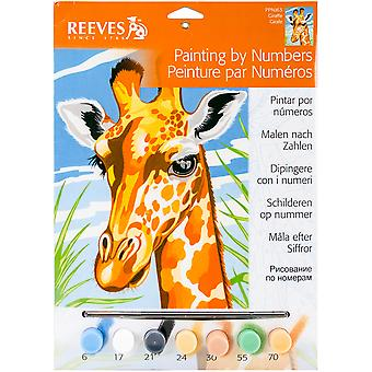 Junior Paint By Number Kit 9