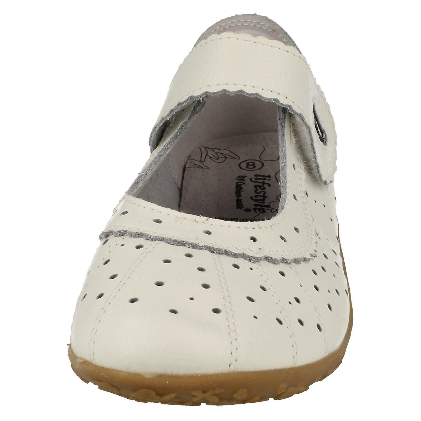 Ladies Lifestyle Casual Flat Shoes Candice