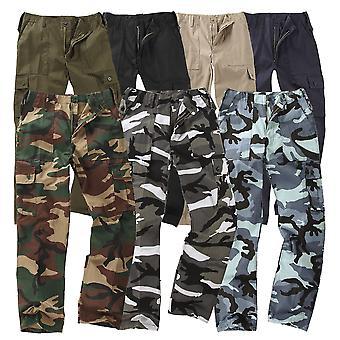 Dzieci walki spodnie Bdu 6-kieszeń Cargo