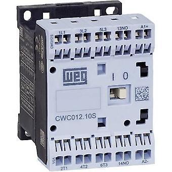 Contactor 1 pc(s) CWC07-01-30D24S WEG 3 makers