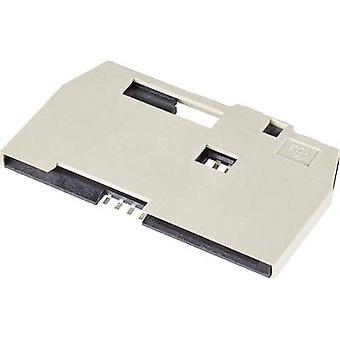 Geheugen kaart aansluiting aantal pins: 8 FCI inhoud: 1 PC('s)