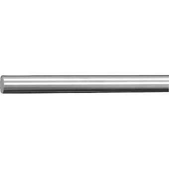 Eje Acero plata Reely (Ø x L) 3 x 500 mm