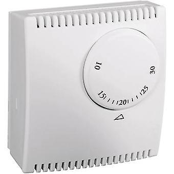 Modo de 24 h de Wallair 71000 interior termostato de montaje en superficie de 10 a 30 ° C