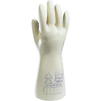Natural rubber Electricians gauntlet Size (gloves): 11, XXL EN 388 , EN 60903