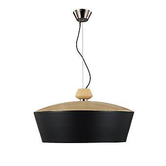 Maytoni belysning Brava Lampada Modern pendel, svart Matt