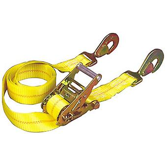 Keeper 04110 Ratcheting Tie-Down with Twisted Snap Hooks. 2