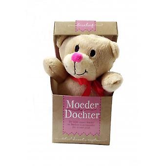"""Berelief cadeau """"Moeder en Dochter"""""""