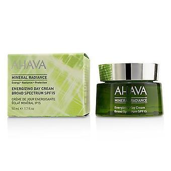 Ahava Mineral Radiance Energizing Day Cream Spf 15 - 50ml/1.7oz