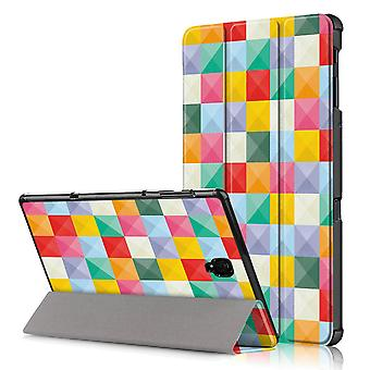 Slim Fit Cover voor Samsung Galaxy Tab (A) 10.5 (2018)-controles