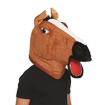 Horse Mascot Mask