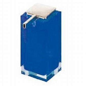 Rainbow Large Soap Dispenser  Blue RA80 05