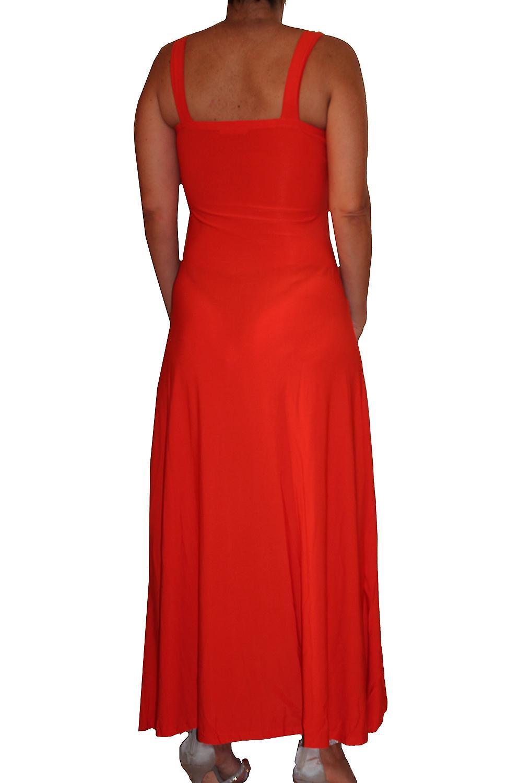 Waooh - slit evening dress and rhinestone Wilmine