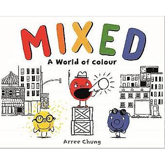Blandet - en farverig historie blandet ved - en farverig historie - 9781509871339