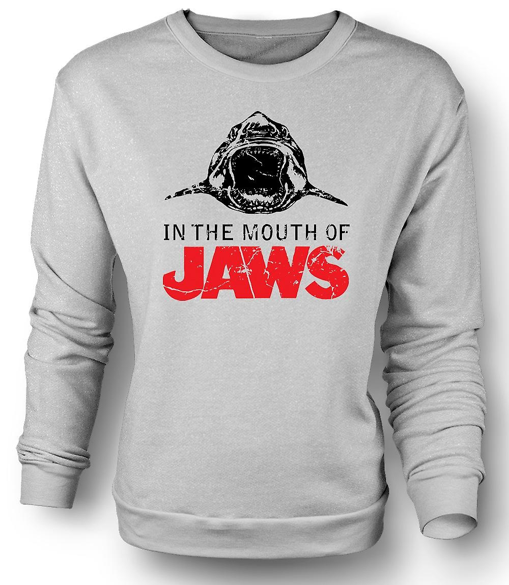 Heren Sweatshirt de Deep - Cult Movie - Bisset