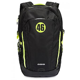 Valentino Rossi Black Apollo Backpack