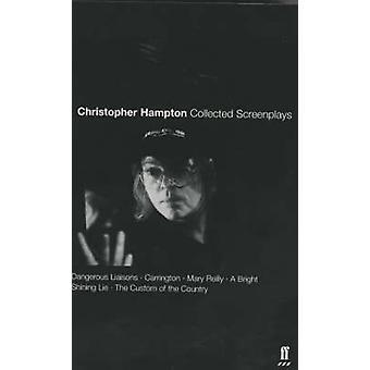 収集した脚本クリストファー ・ ハンプトン - 9780571214570 本で
