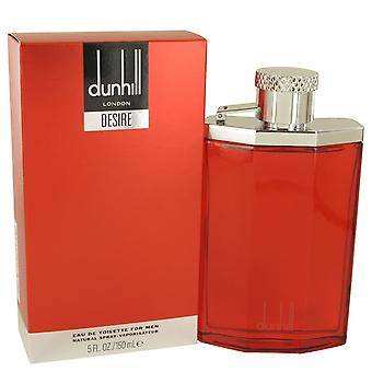 DESIRE by Alfred Dunhill Eau De Toilette Spray 5 oz / 150 ml (Men)