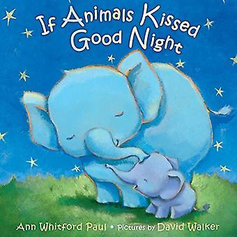 Wenn Tiere gute Nacht geküsst