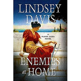 Enemies at Home (Flavia Albia Mystery)
