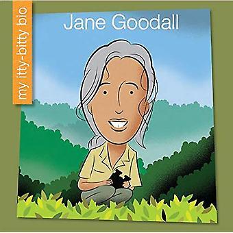 Jane Goodall (My Early Library: My Itty-Bitty Bio)