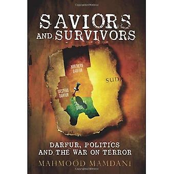Frälsare och överlevande: Darfur, politik och kriget mot terrorismen