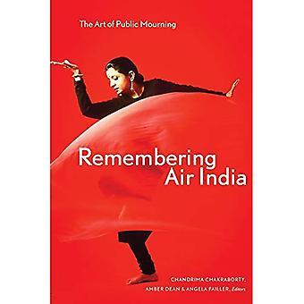 Remembering Air India: L'Art de deuil Public