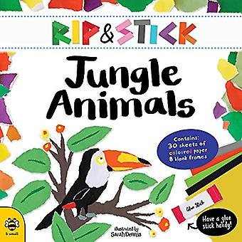 Rip and Stick Jungle Animals Activity Book (Rip and Stick)