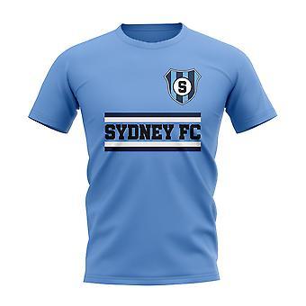 Sydney FC central Football Club camiseta (cielo)