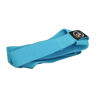 Fitness Mad Yoga Mat Carry Strap - Light Blue
