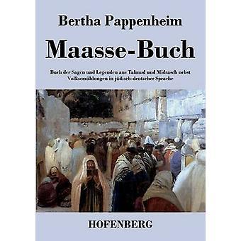 MaasseBuch by Bertha Pappenheim