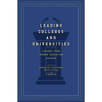 Leading Colleges and Universities - Lessons from Higher Education Lead