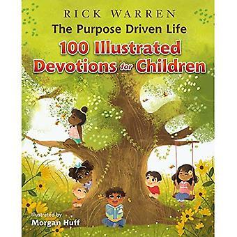 Syfte Driven Life 100 illustrerad andakt för barn